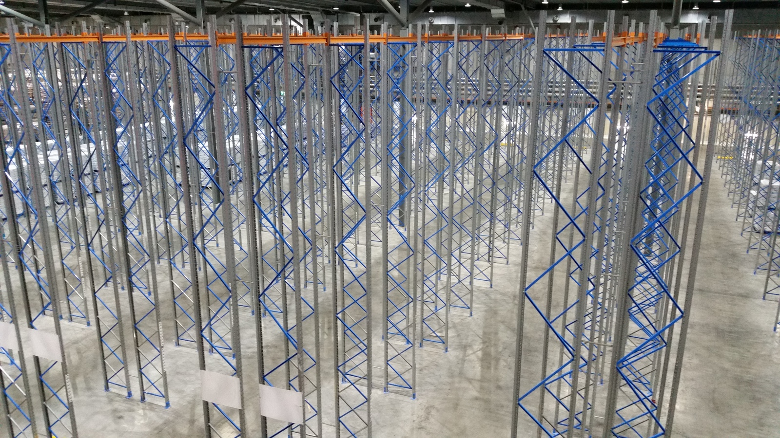Warehouse Racking Repairs