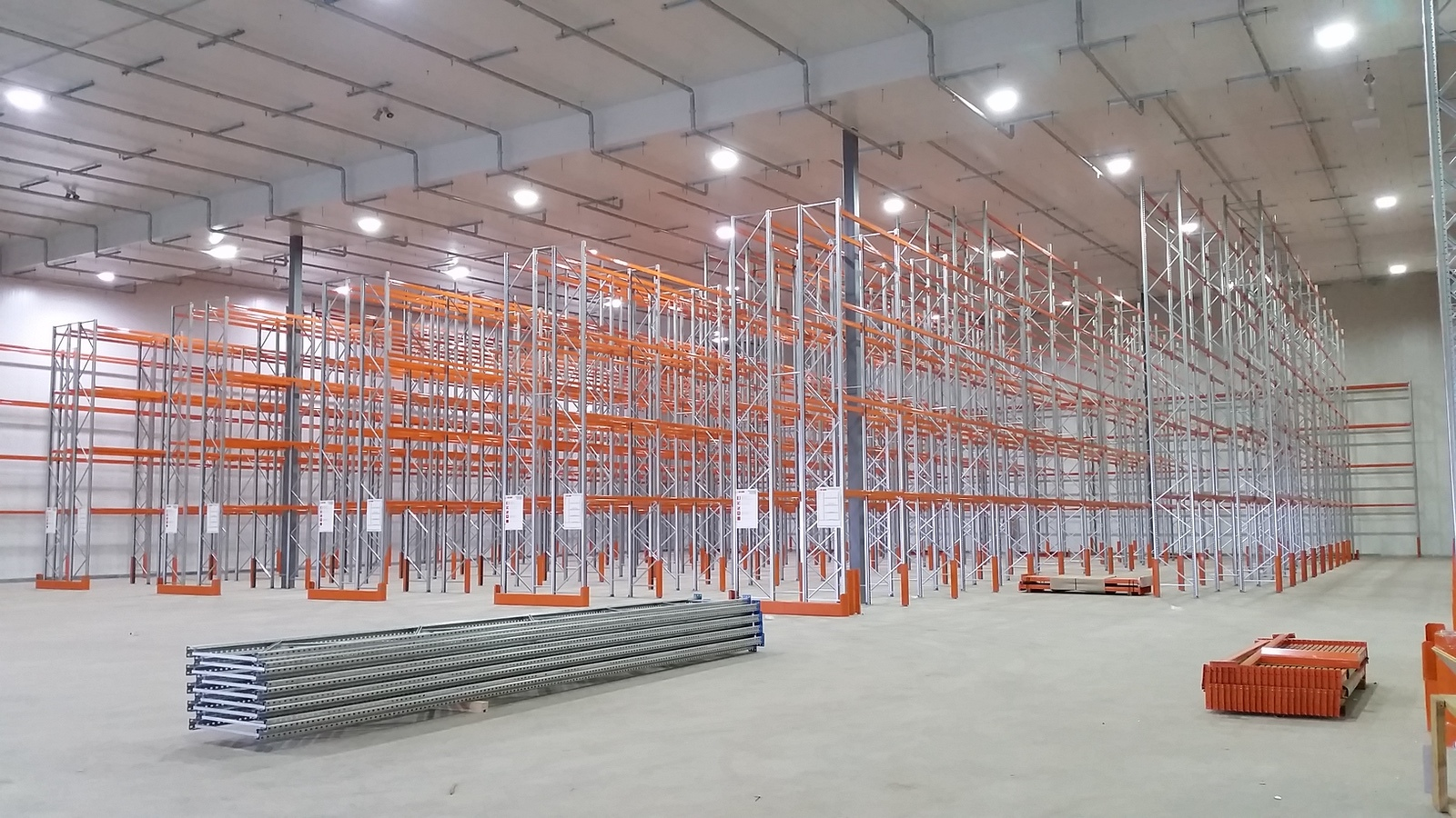 Pallet Racking Relocation